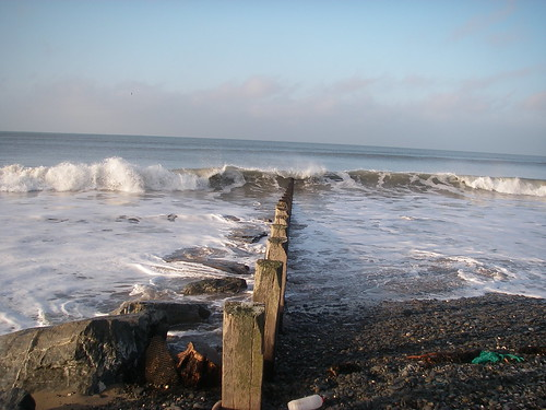 Sea at Borth