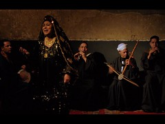 Queen of Imbaba (Sameh Awad) Tags: music bodylanguage voice cairo makan tabla kawala mawal gamalat egyptianfolk queenofimbaba argoul