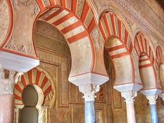 Medina Azahara (marathoniano) Tags: travel espaa architecture geotagged spain arquitectura islam palace andalucia cordoba medina espagne hdr islamic palacio azahara photomatix marathoniano