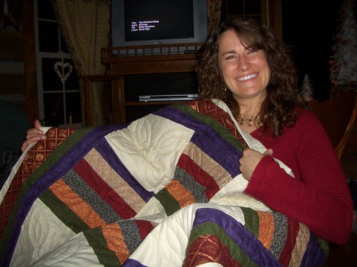 Michelle's New Quilt
