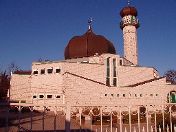 Anwar-e-Medina moskee Eindhoven