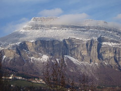 Saint Eynard en hiver (:: ben7va ::) Tags: mountain chartreuse couvent capucins