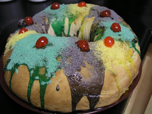 Traditional King Cake