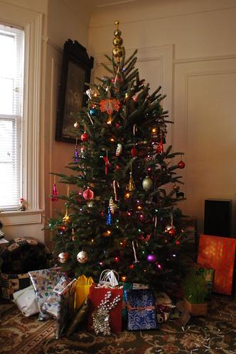 Christmas Tree, 2006