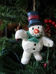 IMG_6040 (richito bonito) Tags: snowman christmaseve christmastreeornament losangelescaliforniausa