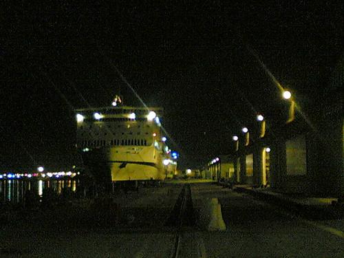 le lunghe attese al porto di tunisi