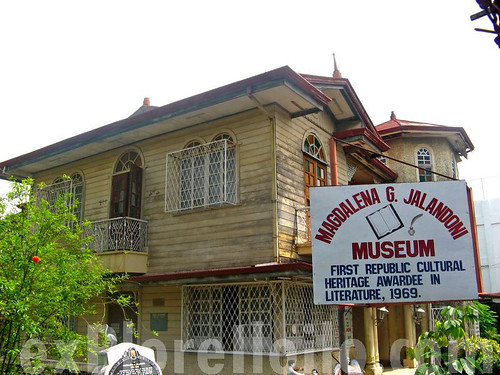 Magdalena Jalandoni Historical Shrine