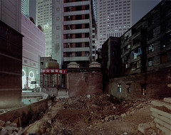 chongqing (harry kaufmann) Tags: china kodak 4x5 linhof chongqing 160vc portra largeformat 72mm 8minutes