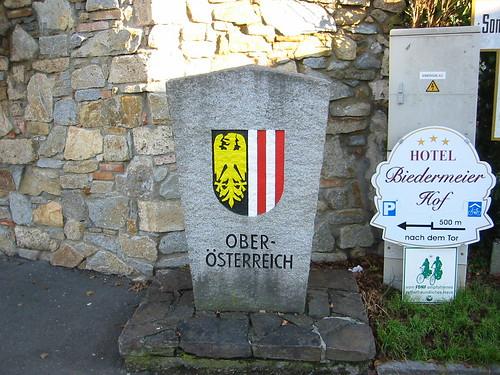 Ober-Osterreich, or Upper Austria