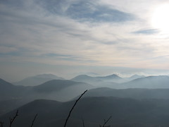 December 31, 2006 - South of Campania seen from Montevergine (by guenter_riegler)