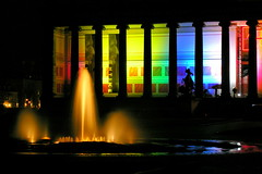 Old Museum ([martin]) Tags: lighting light berlin fountain festival night geotagged nightshot martin illumination festivaloflights oldmuseum geo:lon=1339993 geo:lat=52518336 martinbiskoping
