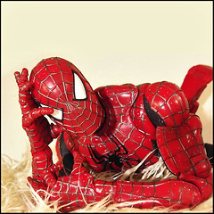 at home with spiderman 1