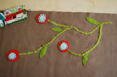 couched (wise craft, handmade by Blair Stocker) Tags: handmade embroidery denyseschmidtinspired