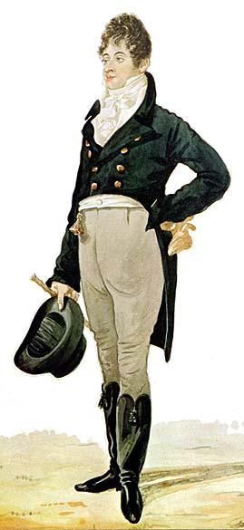 George Beau Brummell