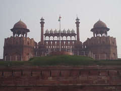 The Red Fort (Anoop Bal) Tags: new india delhi redfort