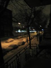 January storm