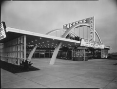 Baldwin Theatre (srk1941) Tags: history robert architecture modern century los village angeles johnson modernism historic retro hills 1940s 1950s wilson alexander julius baldwin mid 1941 reginald merrill shulman neutra