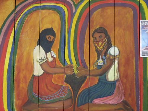 Mujeres Zapatistas por cipo_van.
