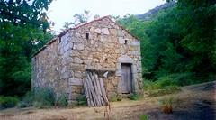 L'une des 2 bergeries de Campi Solcu vers 720 m