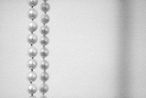 my mother's pearls