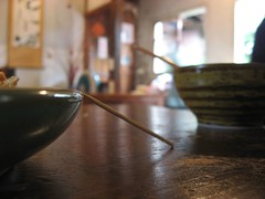 IMG_1860 (Mmonhsi) Tags: travel canon hsinchu taiwan toothpick  teahouse  thewell ixydigital beipu  800is