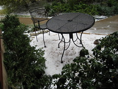 011607 -- not the time for a picnic (ltflux) Tags: snow table apocalypse 011607