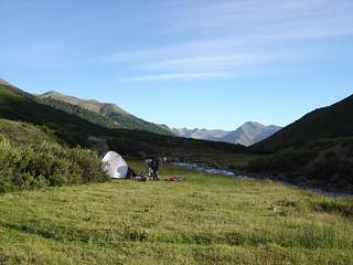 Camping en Vega Larga - Comunidad de Trapa Trapa