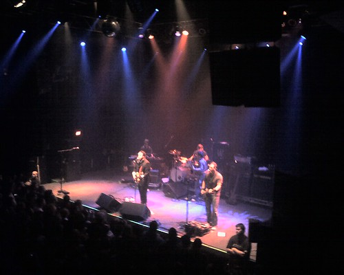 blue october  concert