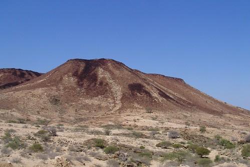 Mountains towards Sheekh