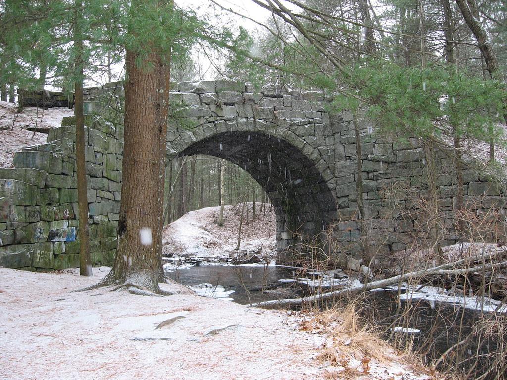 Bridge Over Stony Brook