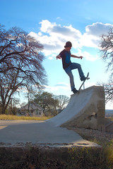 (weswesya'll) Tags: blunt fakie