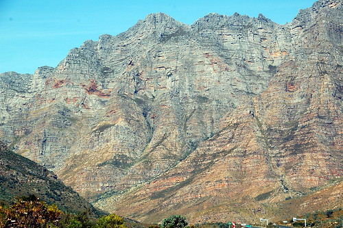 Du Toit's Kloof Mountains