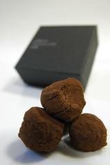 Truffe Caramel Salé, Sadaharu Aoki, Salon du Chocolat Tokyo