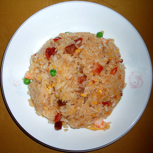 fried rice (炒飯) #5931