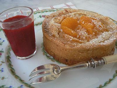 Tarte mandarine 3