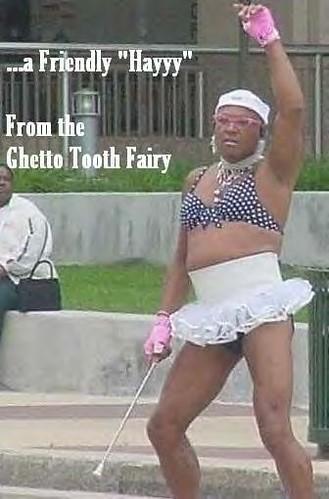 gay tooth fariy