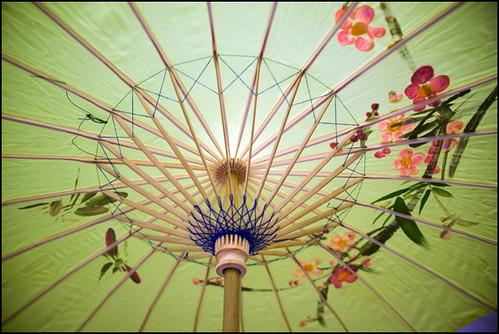 Tokyo parasol