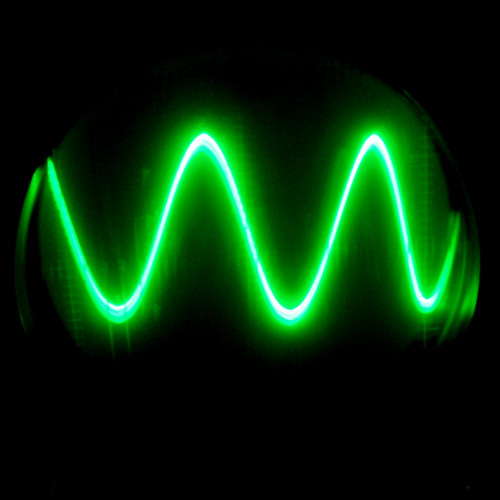 green sine