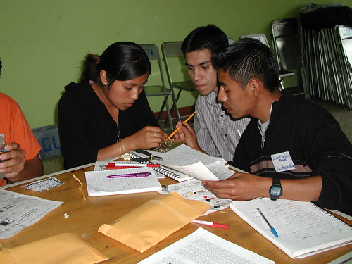 Project TUPA in Oaxaca