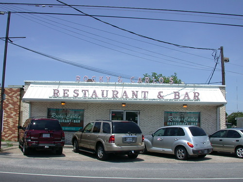 Rocky & Carlo's Restaurant and Bar, Chalmette, Louisiana