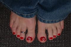 365-53 Heart Toesies (TXAlleKat) Tags: feet d50 nikon toes heart explore jeans sp 365days interestingness256 i500 365explored