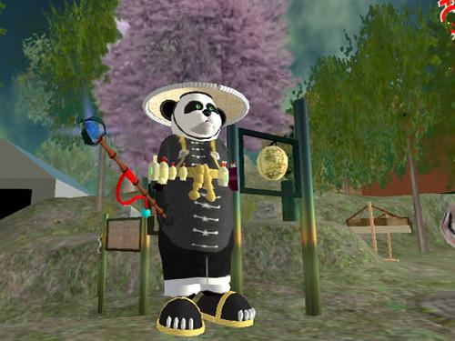 Me as Pandaren