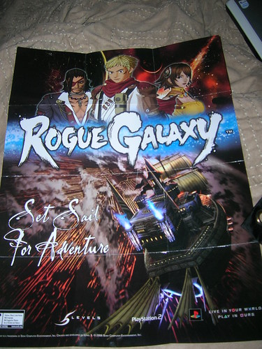 Rouge Galaxy Poster
