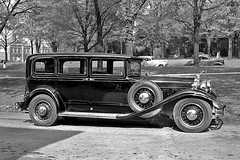 An Undertaker's Packard