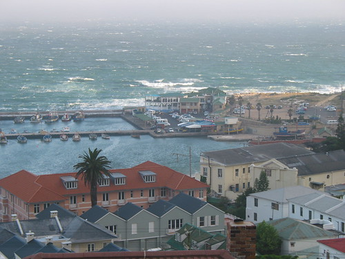 Pier at Kalk Bay
