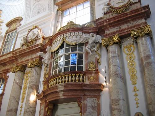 כנסית צרלס בורומאו הקדוש,  וינה, אוסטריה