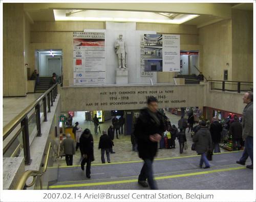 20070214_Brussel Central Station