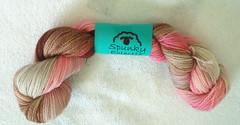 Free yarn - Skinny Socks