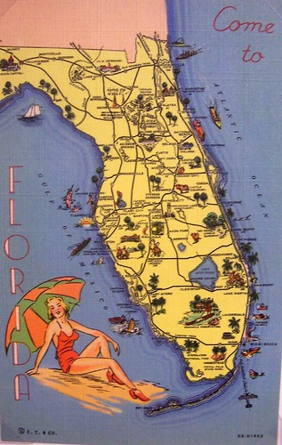 Come to Florida! 1938