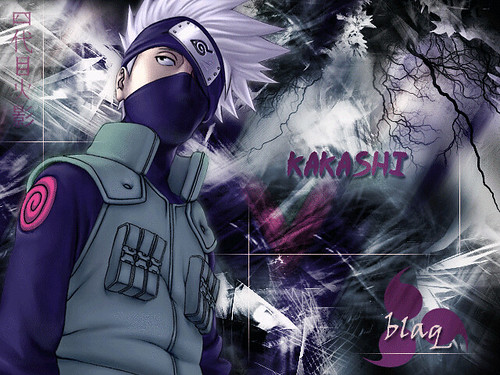 hatake kakashi wallpaper. Kakashi Hatake from Naruto
